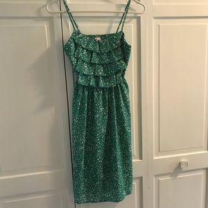 Cute flowy dress from ModCloth